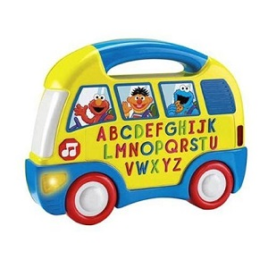 Elmo's Alphabet Bus
