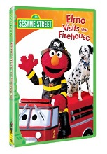 Elmo Visits  Firehouse DVD