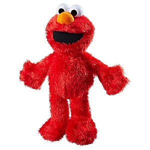 Playskool Freinds Sesame Street Tickle Me Elmo Child's cuddly, loveable doll.