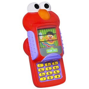 Elmo Kids Toy Cell Phone